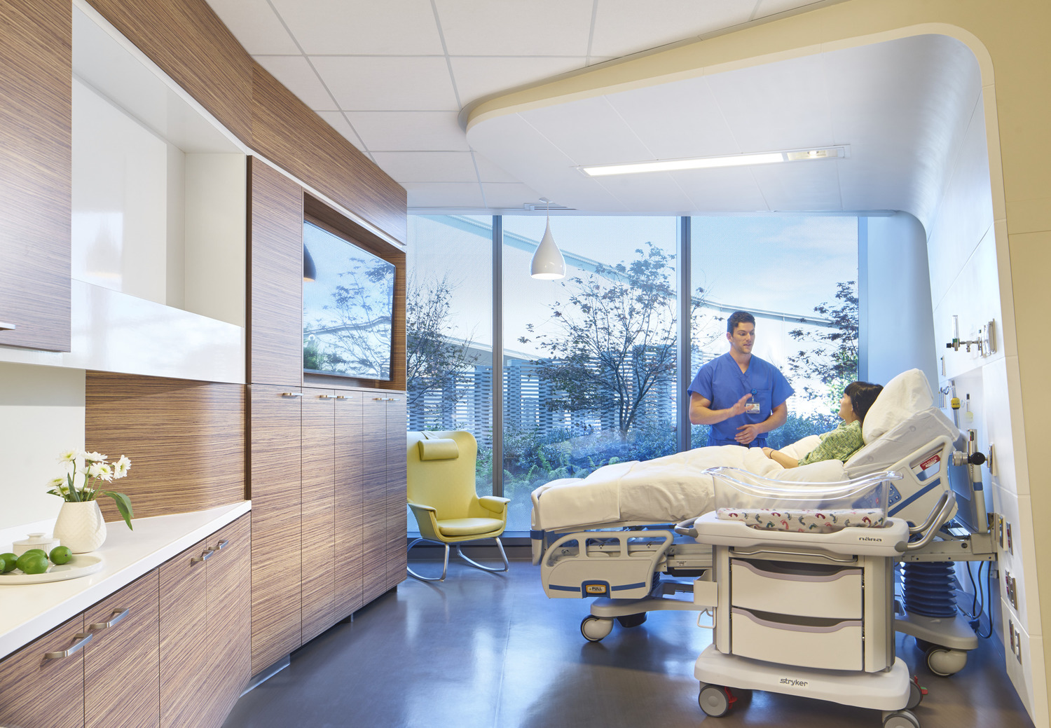 Uc San Diego Jacobs Medical Center Cannondesign
