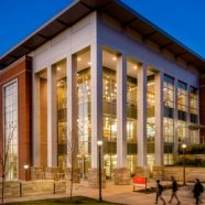 Northern Virginia Chapter of the AIA features the Library at UVA's Campus at Wise
