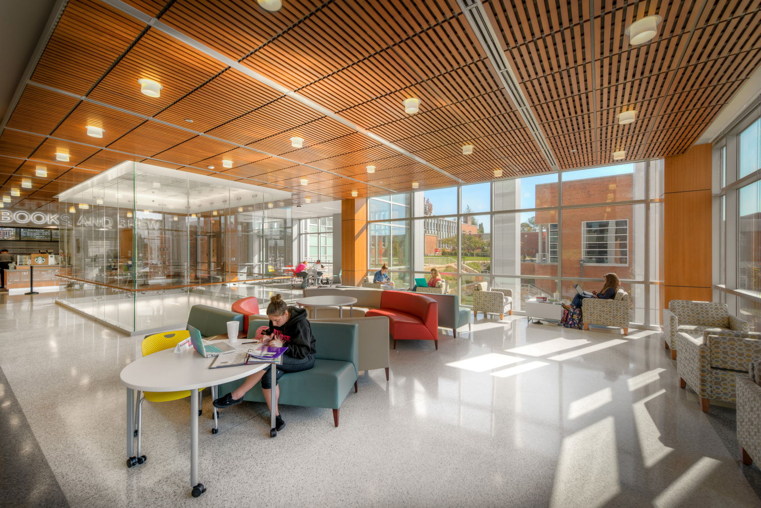 University of Virginia's College at Wise, New Library, Wise, VA