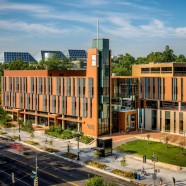 University of the District of Columbia Student Center Featured in Architecture DC