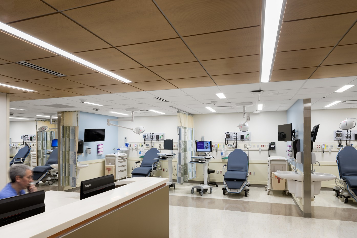 Huntington Hospital, Emergency Department Renovation