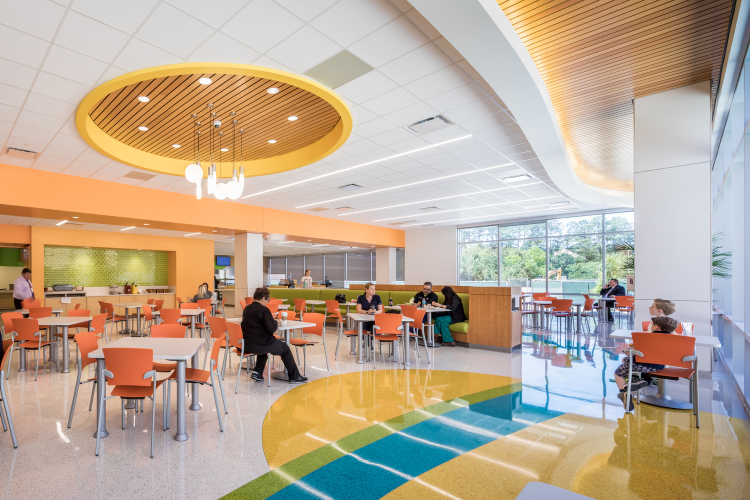 Texas Children's Hospital The Woodlands | Cannon Design