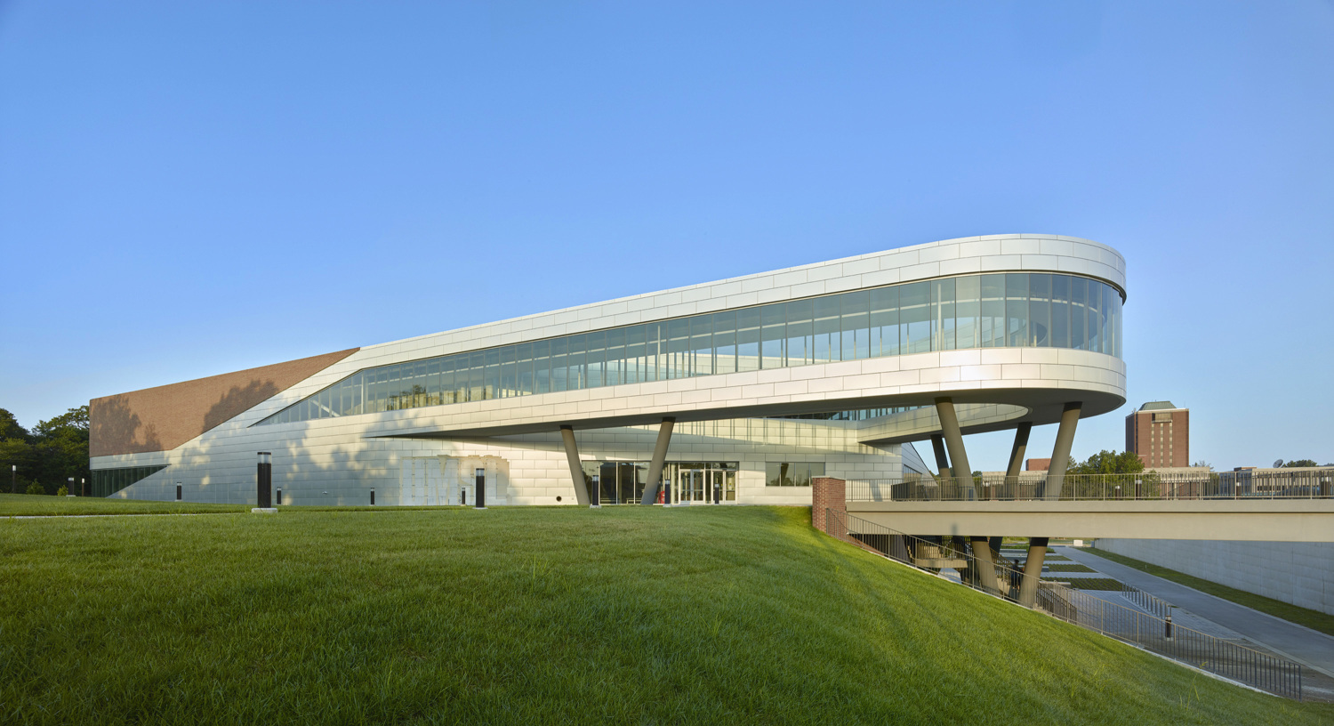 University of Missouri-St. Louis, Wellness/Recreation Center