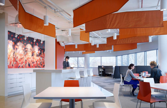 Generation Z Workplace Design
