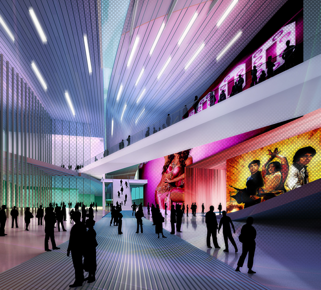 Bollywood Museum | CannonDesign
