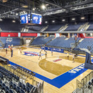 Athletic Business 2020 Facilities of Merit: Laurier Brantford YMCA and USI Screaming Eagles Arena