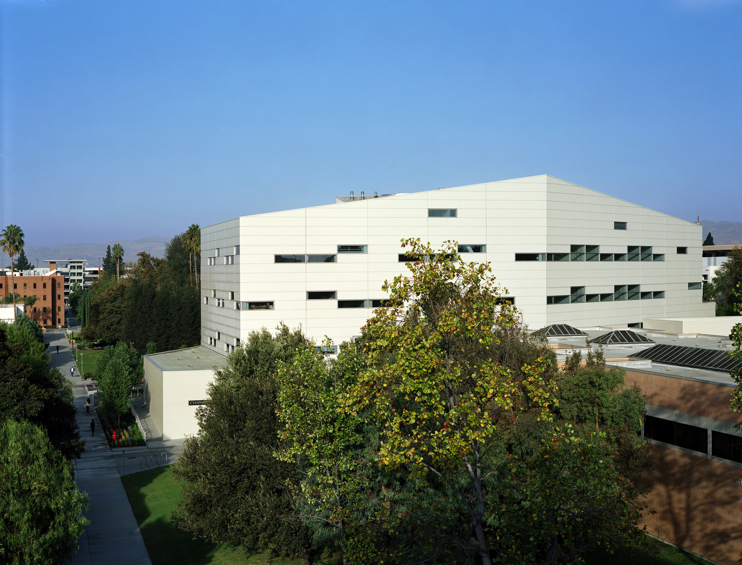 California State University, Northridge, Chaparral Hall, Northridge, CA