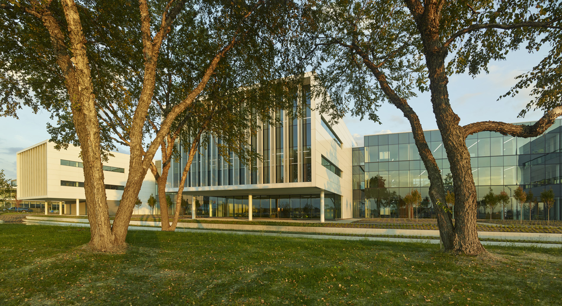 Roche Diagnostics, North American Headquarters, Campus Transformation