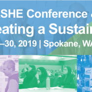 Amir Rezaei Presents on Climate Planning at AASHE 2019