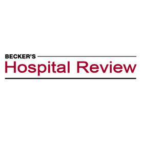 Sustainability with Becker's Hospital Review