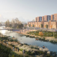 Architectural Record Highlights Scajaquada Corridor Plan for Buffalo in New Piece on Public Space Design