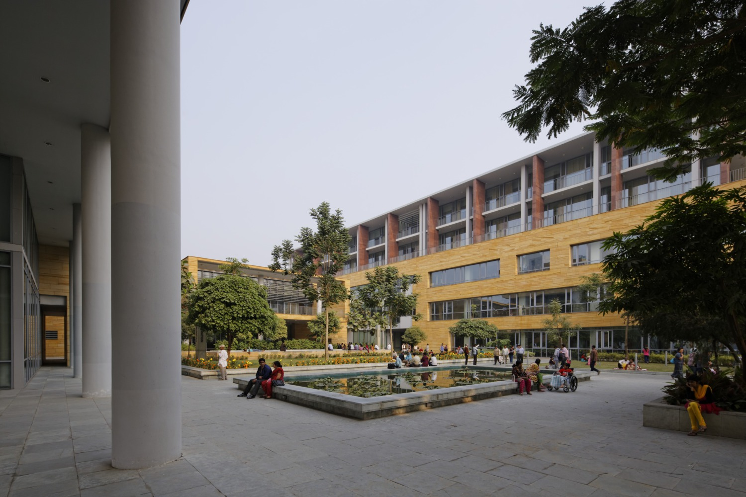Tata Medical Center