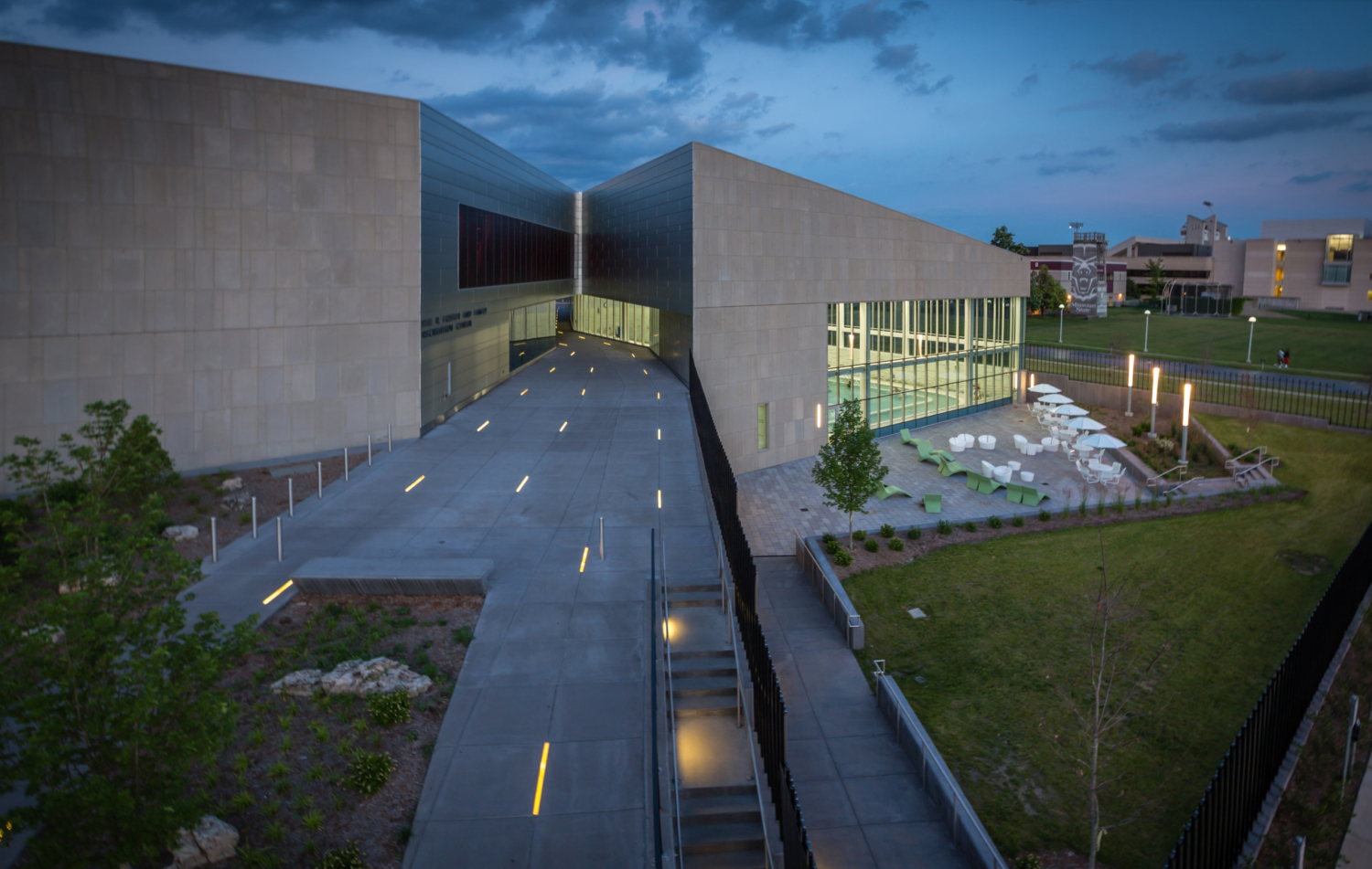 Missouri State University, Bill R. Foster and Family Recreation Center