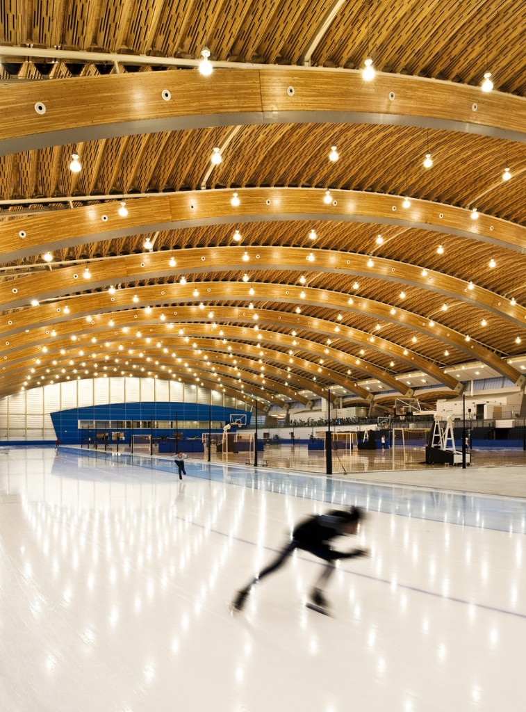 City of Richmond, Richmond Olympic Oval