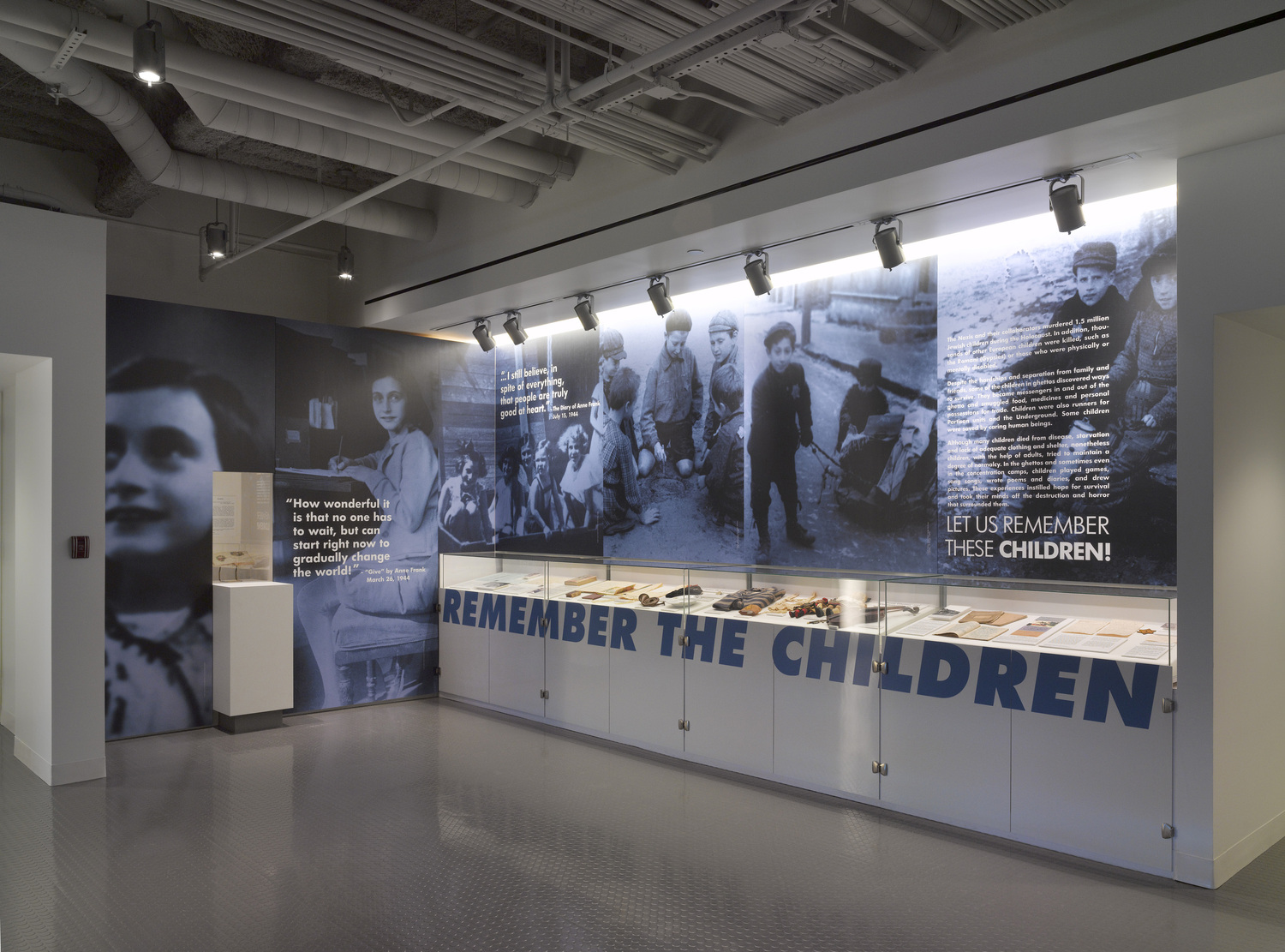Simon Wiesenthal Center, Museum of Tolerance, Los Angeles, CA