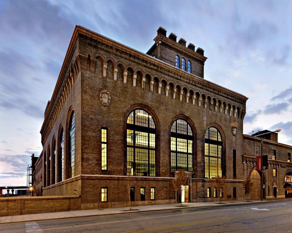 CannonDesign St. Louis Powerhouse