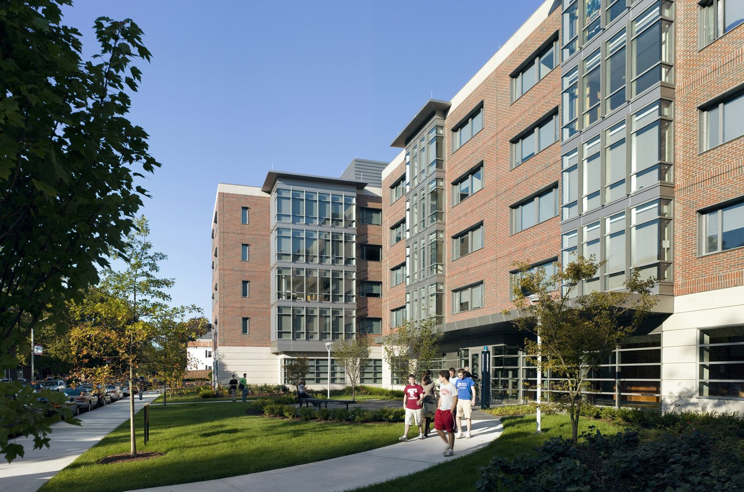 Worcester Polytechnic Institute, East Hall