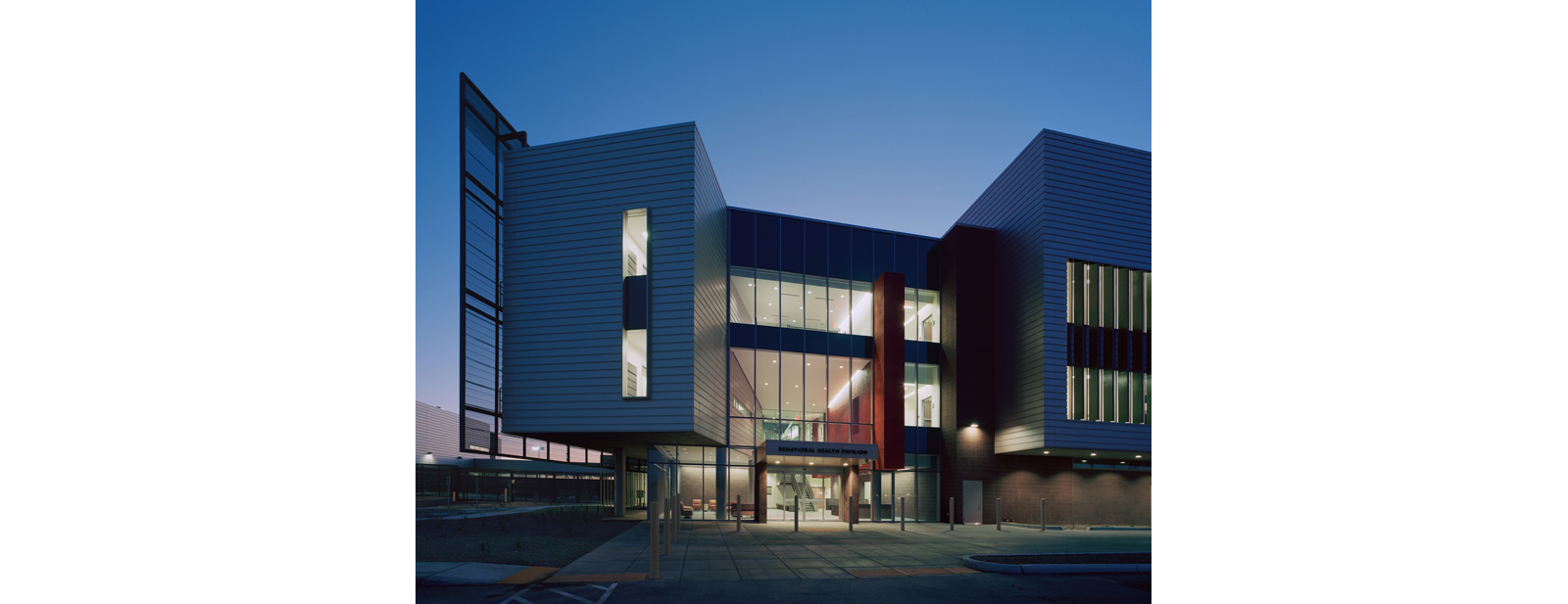 University of Arizona Behavioral Health Pavilion & Crisis Response Center
