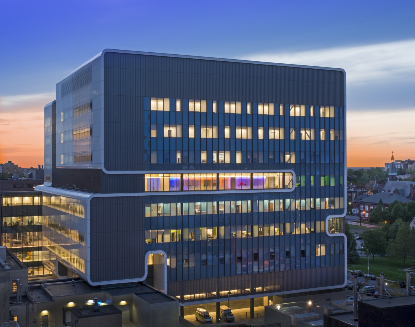 Kaleida Health & SUNY Buffalo, Gates Vascular Institute