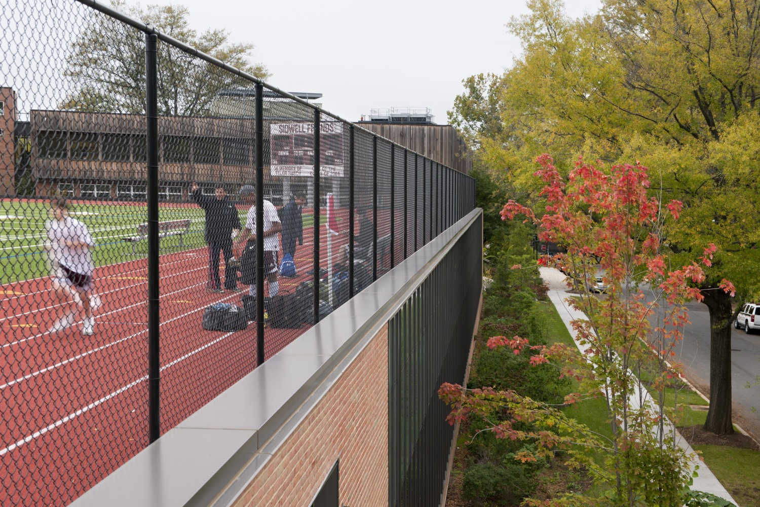 Sidwell Friends School, Athletic Facility
