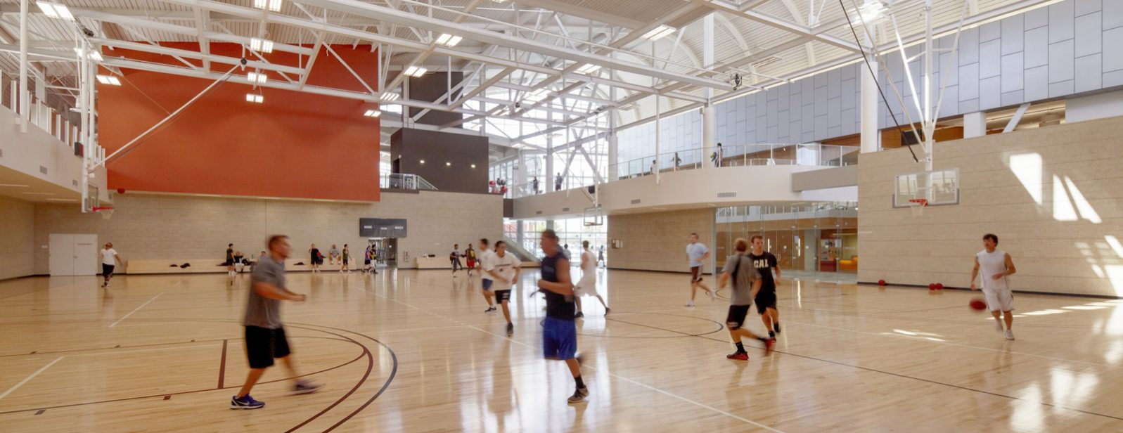 California Polytechnic State University, Recreation Center 2