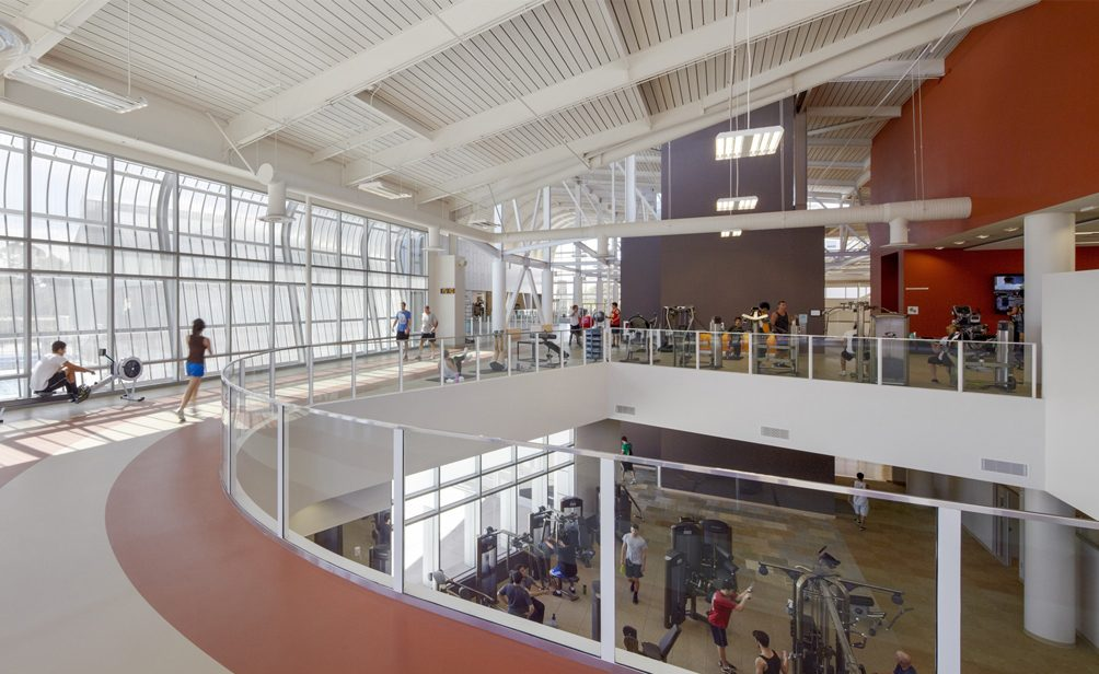 California Polytechnic State University, Recreation Center 3
