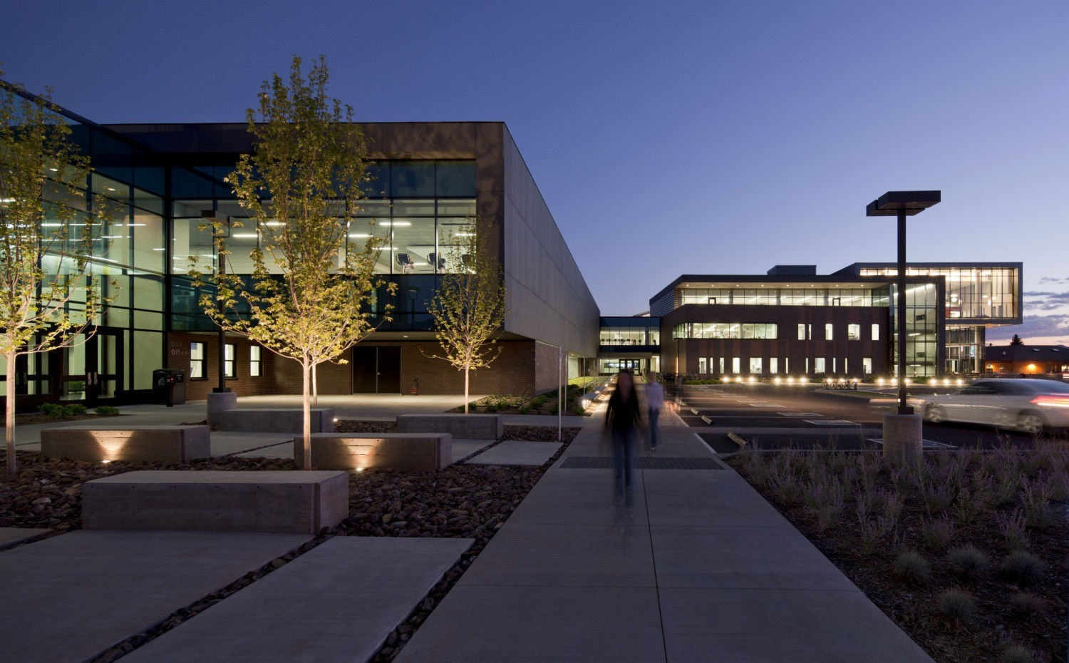 Northern Arizona University, Health and Learning Center