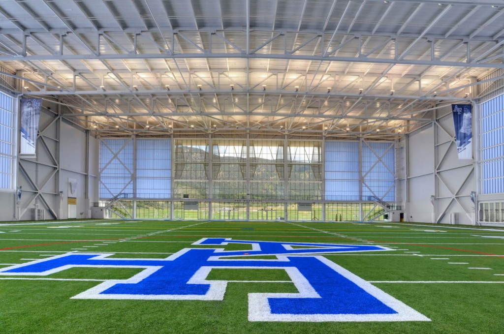 US Air Force Academy, Holaday Athletic Center