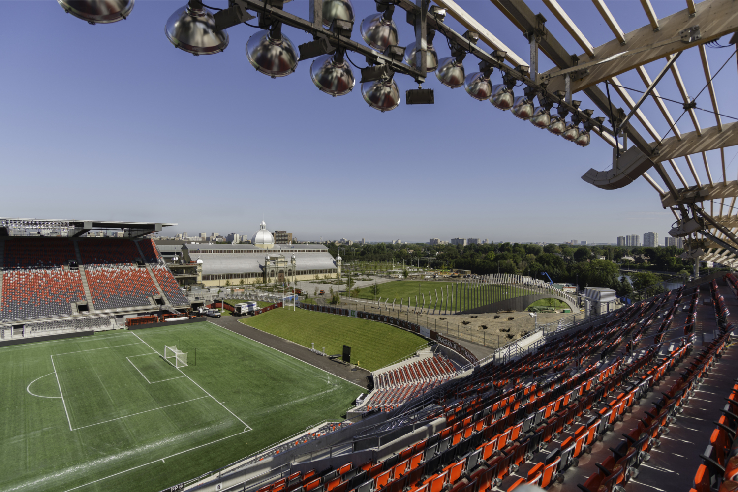 City Of Ottawa, Lansdowne Park Redevelopment