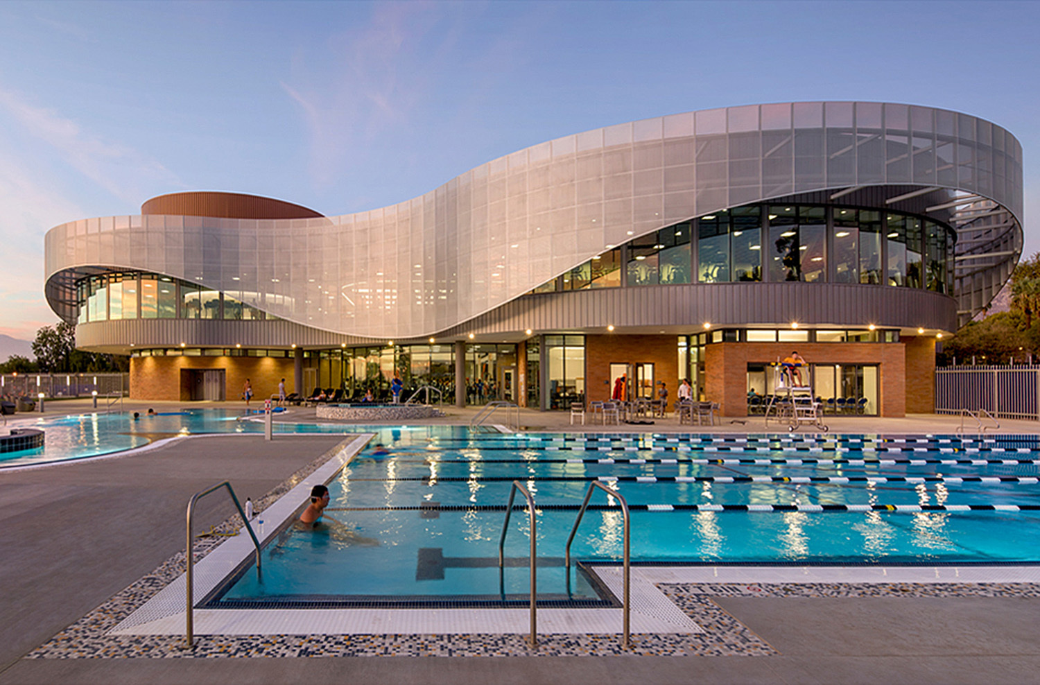 Athletic Business Highlights Campus Recreation Projects