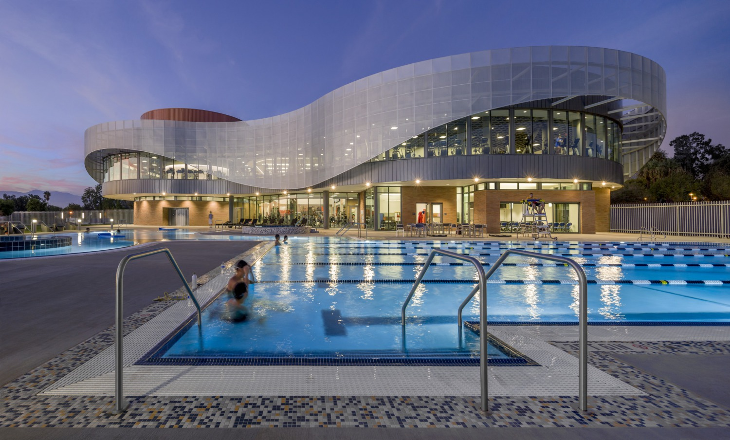 Talking the future of college recreation with lindy fenex for Pool design center
