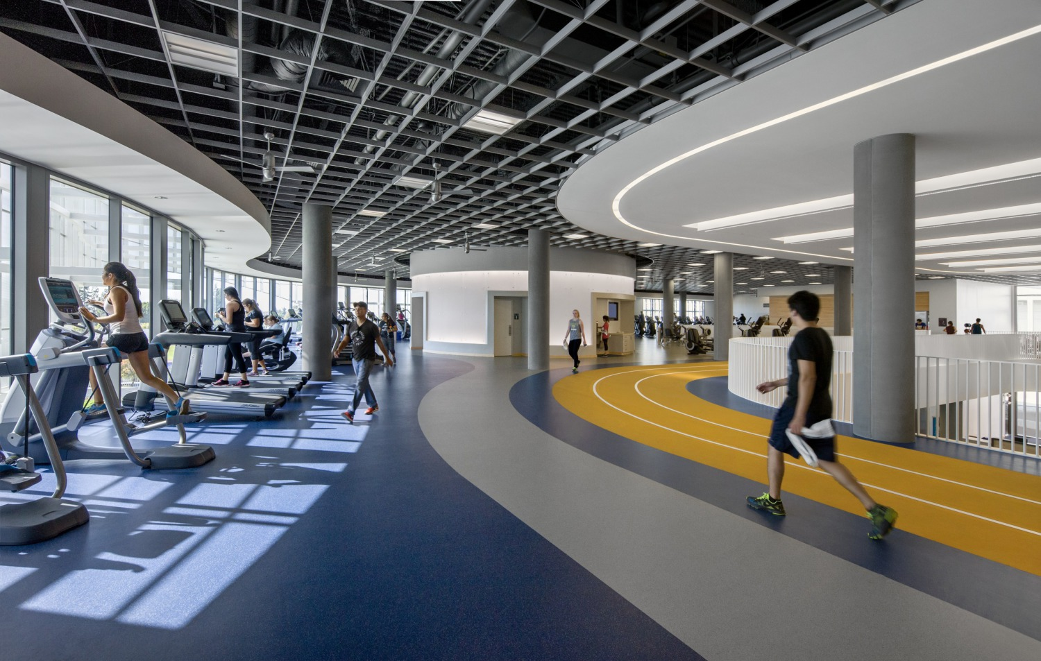 University Of California Riverside Recreation Center Expansion Cannon Design