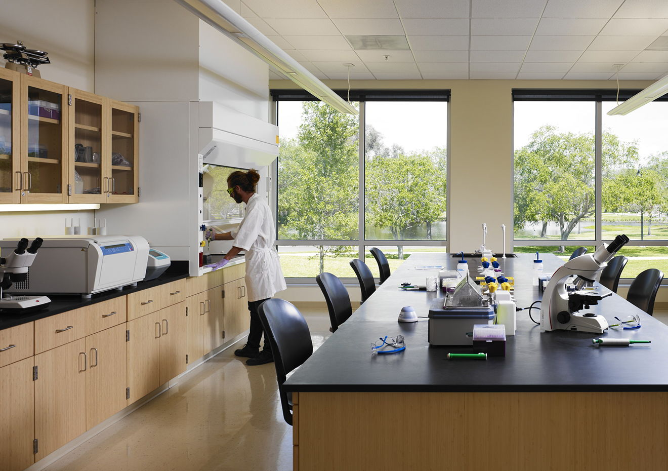 Eckerd College, James Center for Molecular and Life Sciences
