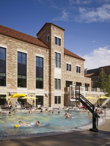 University of Colorado at Boulder, Student Rec Center Earns NIRSA OSF Honors