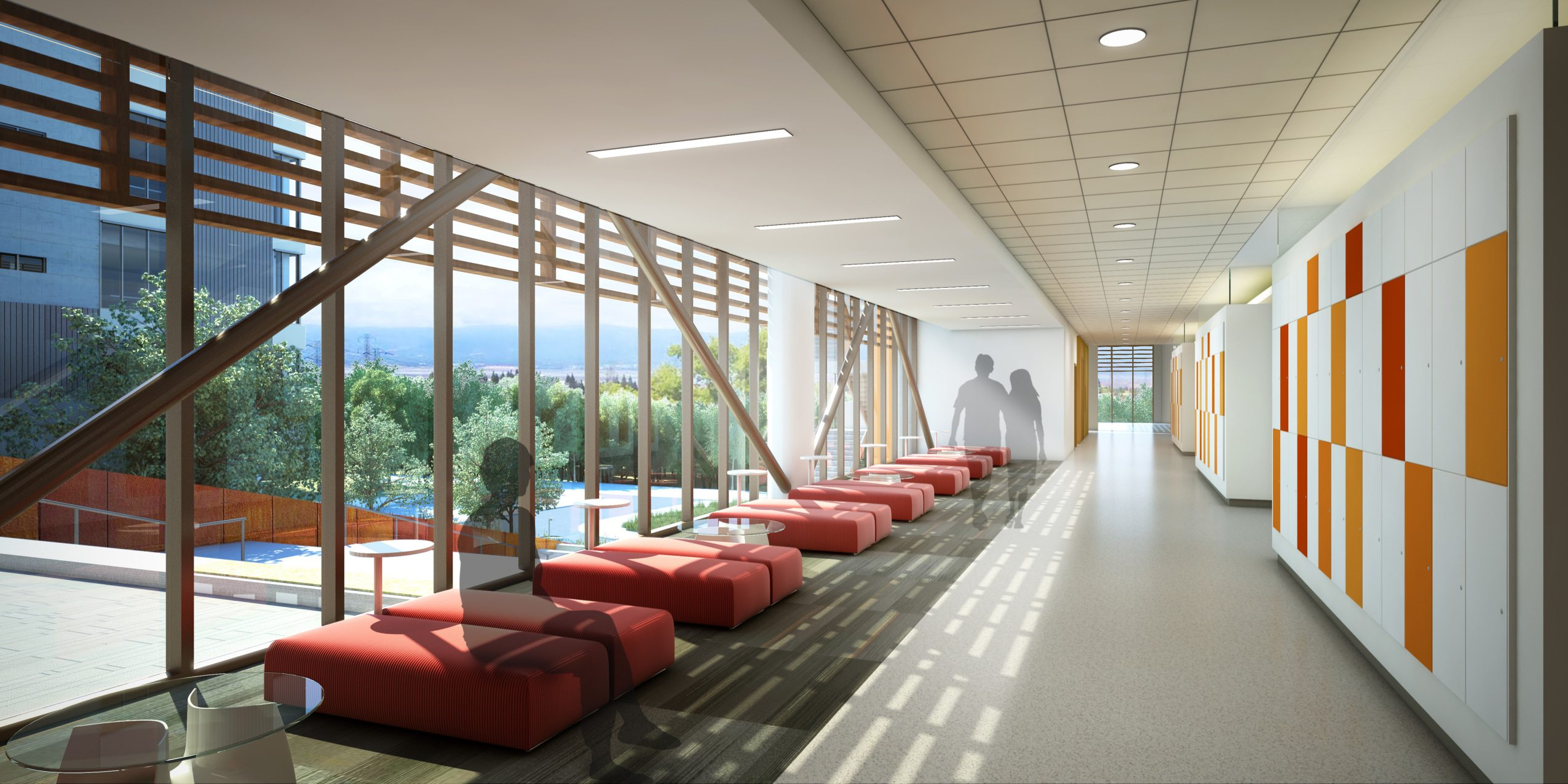 and arts interior design winner pc architects engineers macal center macalester wallace fine hga college by market janet