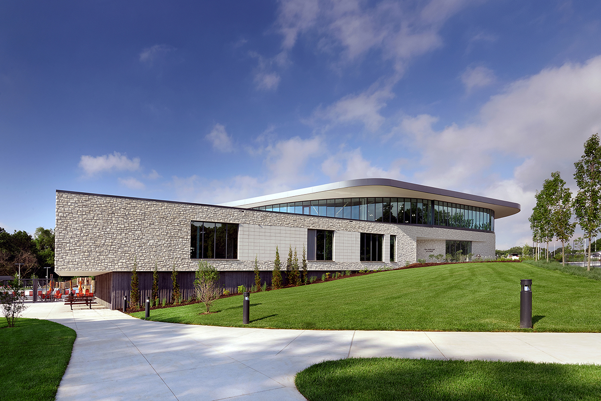 Lemay Community Recreation Center and Aquatic Complex, Lemay, MO