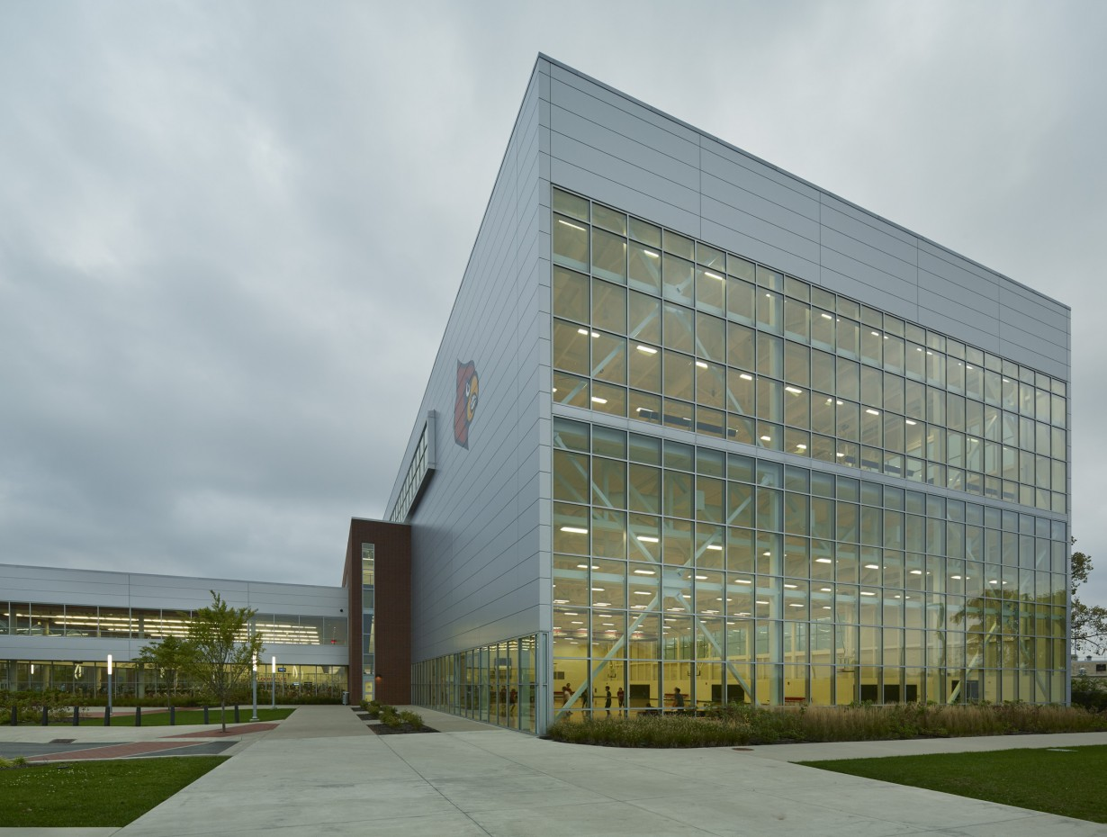 University of Louisville, Belknap, Campus Recreation Center