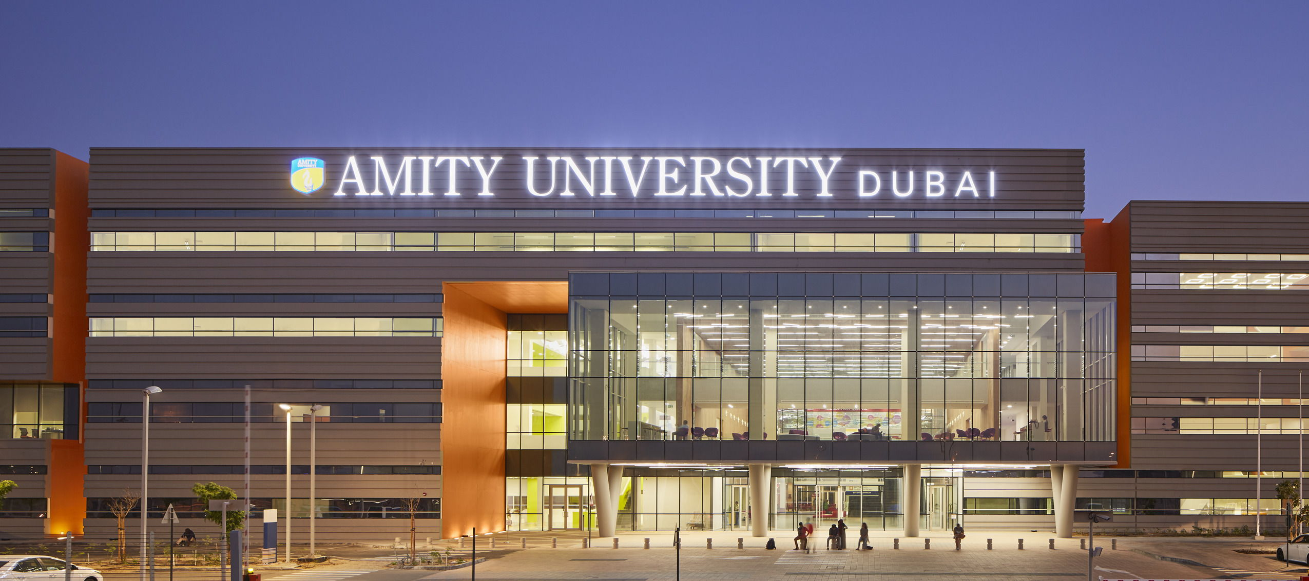 Amity University Dubai Cannondesign