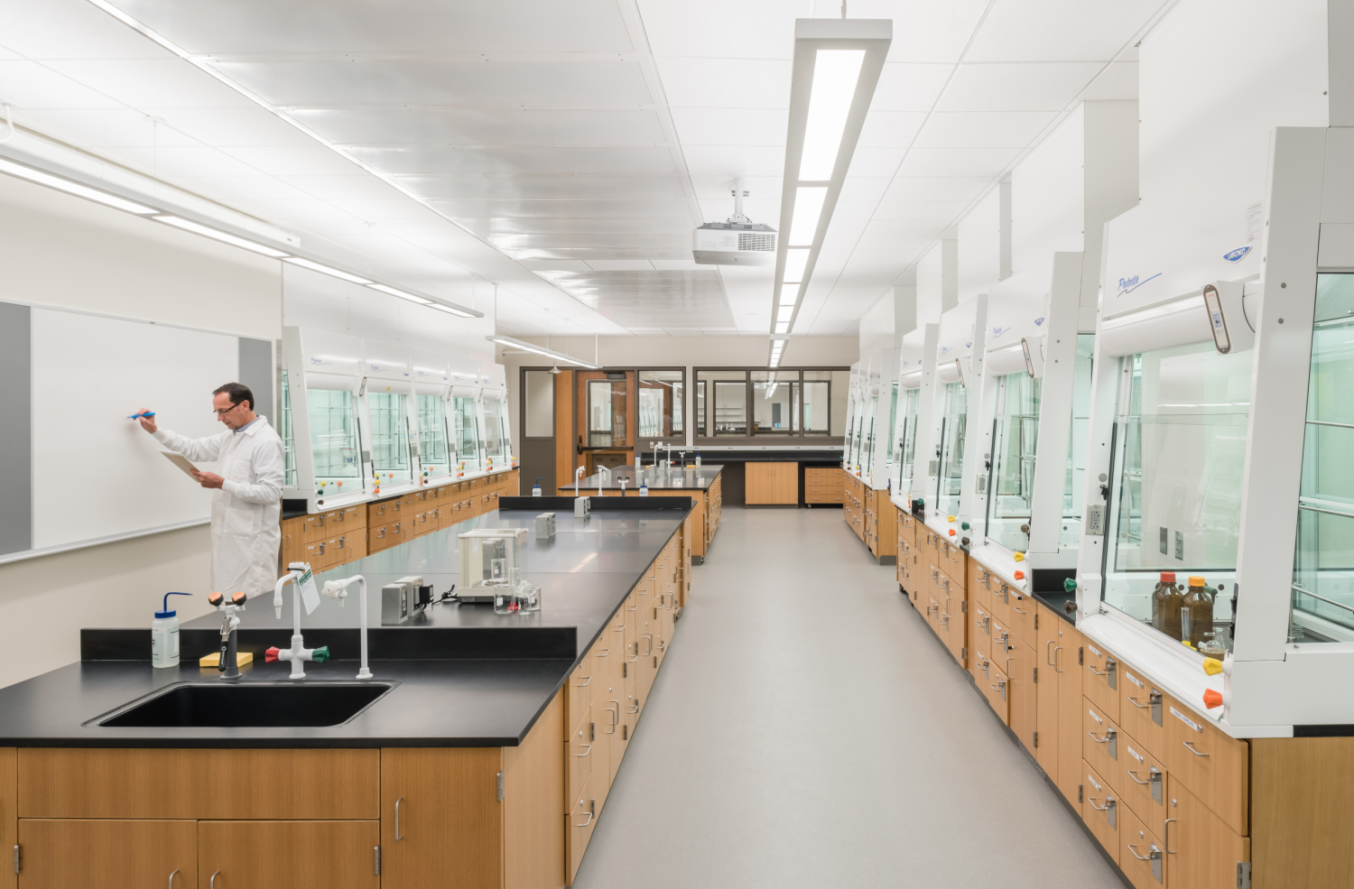 Yale University, Sterling Chemistry Laboratory, Location: New Haven CT, Architect: Cannon Design