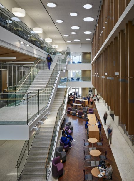 Texas Christian University, Annie Bass Building Addition and Renovation