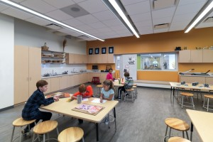 Chiaravalle Montessori, North Wing Addition, Renovations