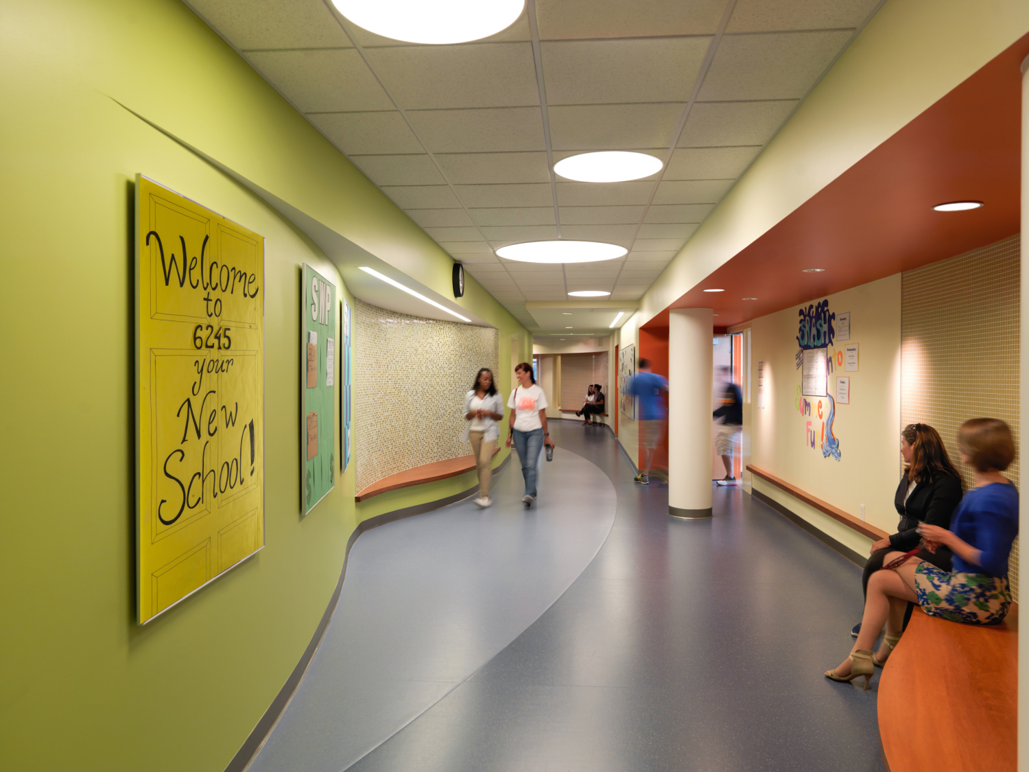 Leslie Shankman School Corporation, Orthogenic and Hyde Park Day Schools