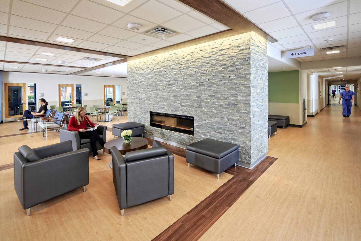 Niagara Falls Memorial Medical Center, Golisano Center for Community Health