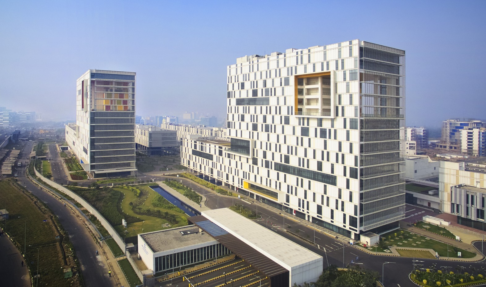Tata Consultancy Services, Software Development Campus