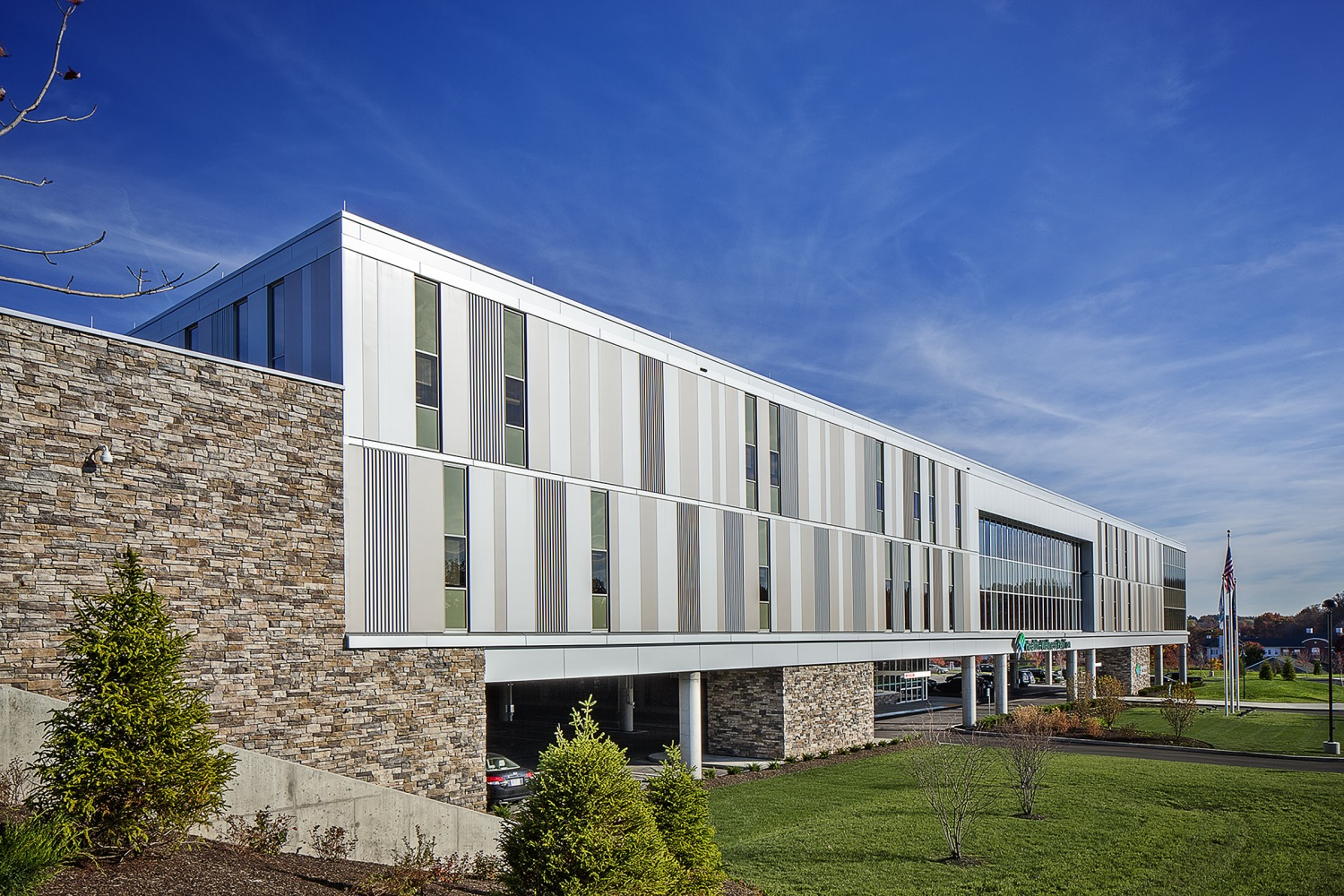 Allegheny Health Network, Wexford Health & Wellness Pavilion