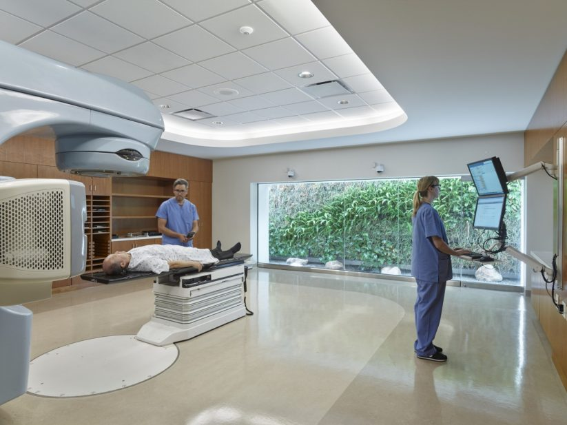 Kaiser Permanente Kraemer Radiation Oncology Center