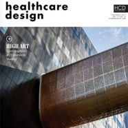 CHUM Earns Cover of Healthcare Design Magazine's November Issue