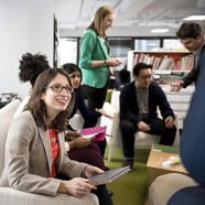 """Heather Rosen Shares """"5 Unexpected Benefits of Working at a Large Design Firm"""""""