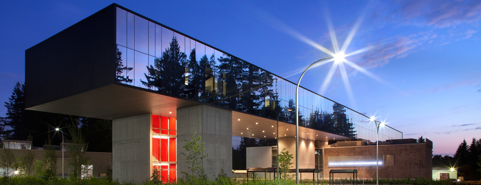 Capilano University, Capilano University, Nat and Flora Bosa Centre for Film and Animation, North Vancouver, BC