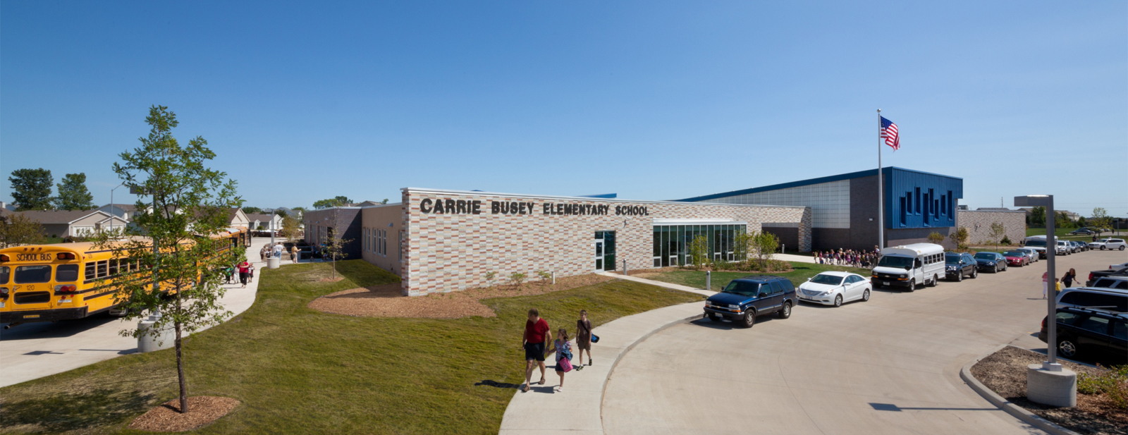 Carrie Busey Elementary School Savoy IL